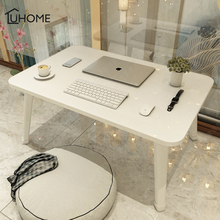 Laptop-Table Notebook Desk Computer-Stand Sofa Table-Color Bedroom Multifunction