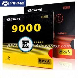 YINHE 9000D 9000E przyklejony szybki atak pętli pips in Galaxy tenis stołowy guma ping pong gąbka|Akcesoria i sprzęt do tenisa stołowego|   -
