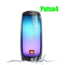 Pulse4 pulso 4 e boombox a diferença sem fio alto-falante bluetooth, alto-falante portátil, alto-falante pequeno colorido + subwoofer
