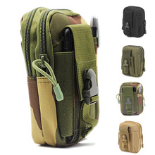 Outdoor Oxford Molle pouch universal phone key Pouch hunting Climbing Bag Tool Pocket waist pack for all size of phones