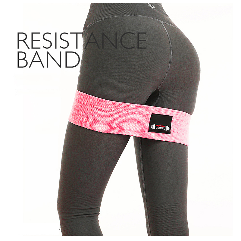 3 Piece/Set Fitness Rubber Bands Resistance Bands Expander Rubber Bands For Fitness Elastic Band For Fitness Band Training Mini image