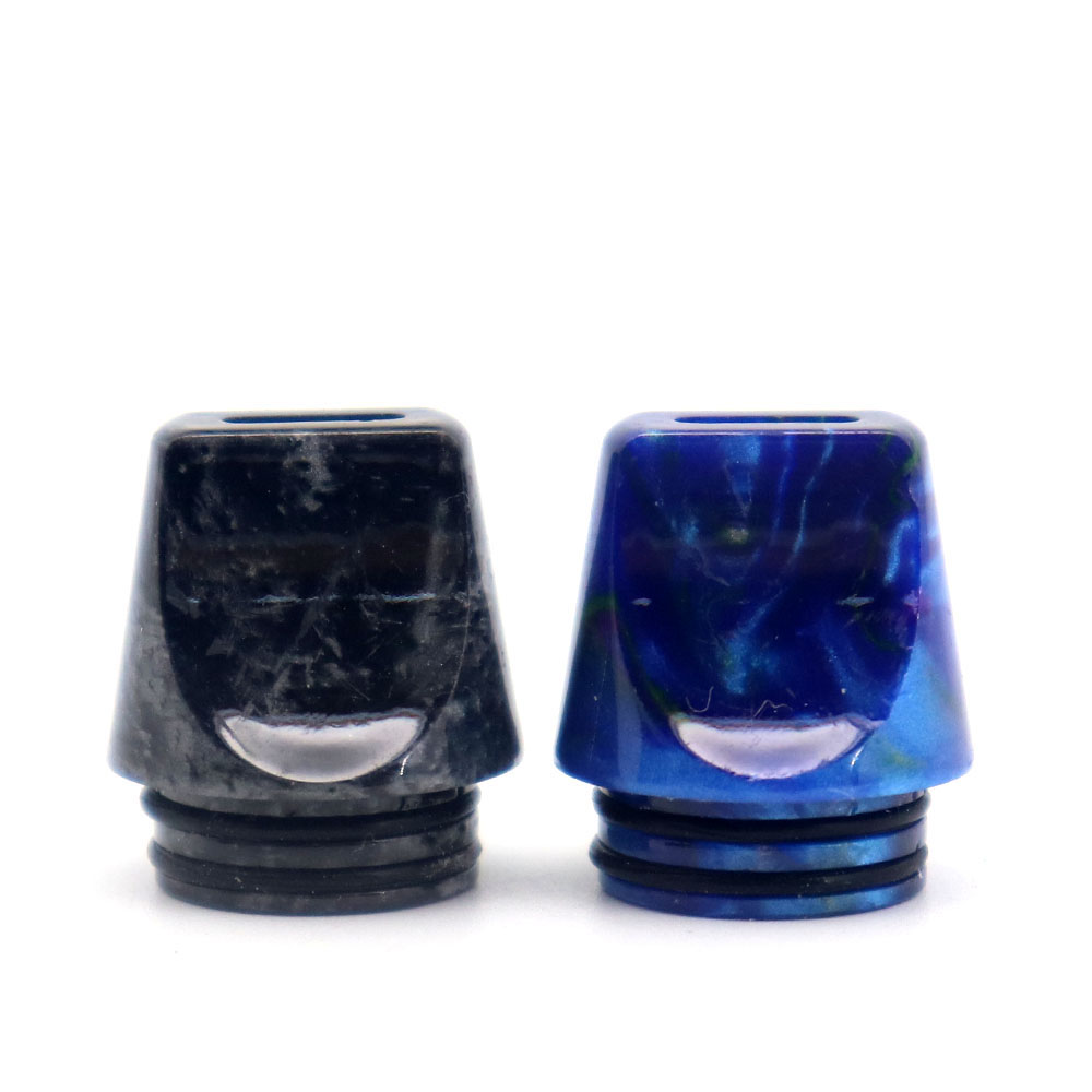 Authentic YUHETEC 810 Flat Nose Resin Drip Tip For  TFV8 Big Baby/TFV12 Prince/ijust 3/ELLO Duro/Pharaoh Mini/ammit 25