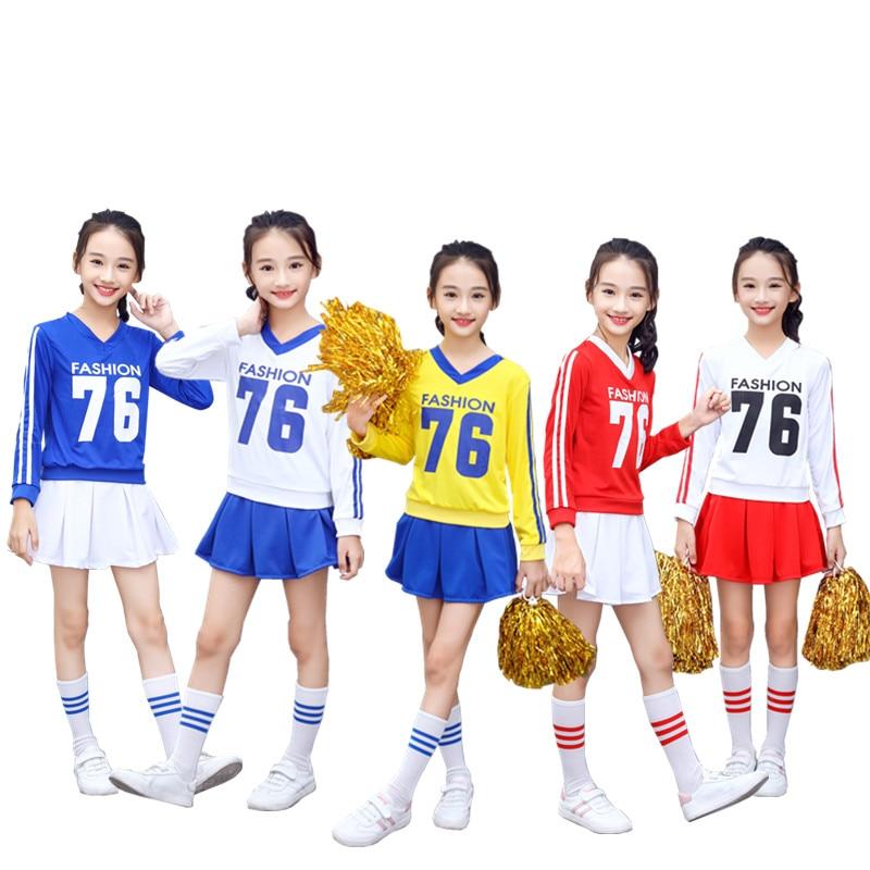 Детское платье для Черлидинга, платье для Черлидинга, школьная форма для мальчиков, униформа Черлидинга, японская форма