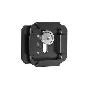 Image 3 - لوحة كاميرا صغيرة DSLR لوحة الإفراج السريع (Arca السويسري/Manfrotto RC2 style) الألومنيوم متوافق مع سلسلة سوني Rx100 2364