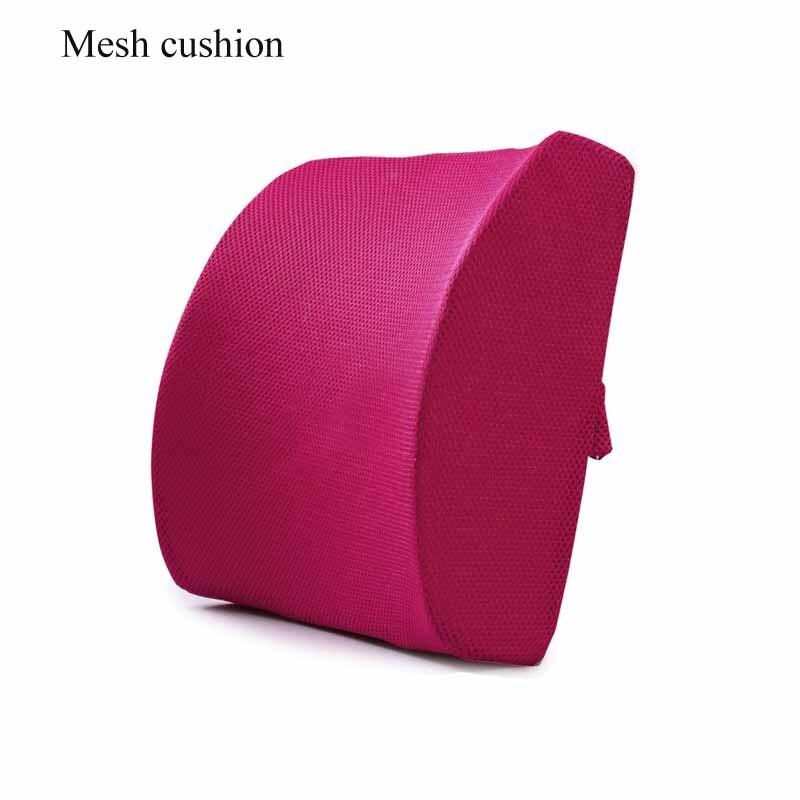 Hb5b71273ed9740b7b23dc728a4b04102l Car Seat Cushion Coccyx Orthopedic Memory Foam Seat Massage Chair Back Cushion Pad Office Massage Cushion