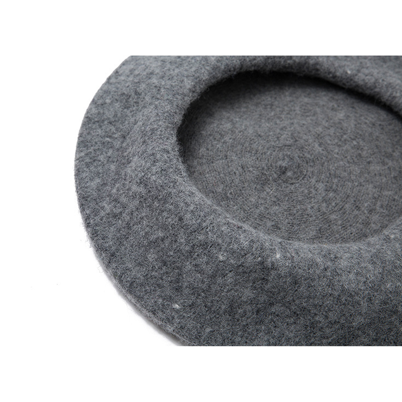 USPOP 2019 Women berets wool beret hats all matched solid color soft knitted berets painter hats female warm winter hats in Women 39 s Berets from Apparel Accessories