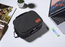 Home Odor Protection Smoking Tea Container Smell Proof Bag Coffee Portable Detachable Handle Tobacco Pouch Storage Waterproof