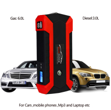 Multi-function 800A Starting Device 18000mAh Car Jump Starter Power Bank Charger For Battery Petrol Diesel Auto