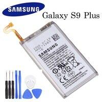 EB BG965ABE Bateria de Substituição Original Para Samsung GALAXY S9 Plus G9650 S9 + G965F EB BG965ABE Bateria Do Telefone 3500mAh|Baterias p/ telefone celular| |  -