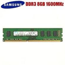 Samsung gb gb 8 4gb ddr3 pc3 8500u, 10600u 12800u ddr3 2g 4g 8g 1066 1333 1600 mhz memória ram desktop,