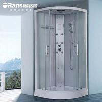 Orans/ OLUSHA Integral Shower Room Arc Opposite Door Sliding Simple Integral Shower Room Bath Room