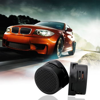 Car front tweeter For BMW F10 F15 F16 F30 G30 E90 E70 series music stereo range frequency horn speaker paste style loudspeaker image
