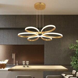 Image 3 - Современные светодиодные потолочные лампы с дистанционным управлением для гостиной спальни 78 Вт 72 Вт 90 Вт 120 Вт алюминиевая домашняя лампа с плафоном
