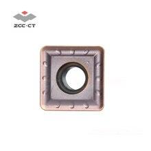 50 шт zcc сверлильные отверстия spgt07t308 pm карбидные наконечники