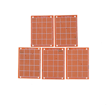 PCB Protoboard Circuit Board PCB Prototype PCB Board Single Side Copper PCB Plate 10pcs 5X7CM 1.2mm