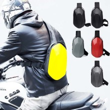 Multifunction Crossbody Bag USB Charging Bag for Men Anti-theft Shoulder Messenger Bags Male Waterproof Short Trip Chest Bag