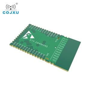 Image 4 - E73 2G4M04S1A bluetooth nRF52810 ebyte 2.4 ghz の 2.5 mw ipex pcb アンテナ iot uhf 無線トランシーバ smd トランスミッタ