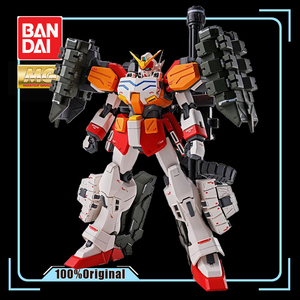 Image 1 - Bandai Mg 1/100 Pb in Edizione Limitata Gundam Heavyarms Custom XXXG 01H2 Braccia Cusutom Effetti Action Figure Modello di Modifica