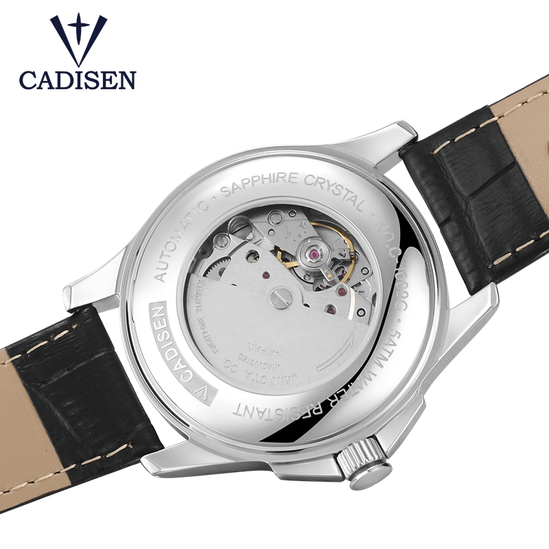 Image 5 - CADISEN 2020 New Mens Watches Top Brand Luxury Wristwatch Men 