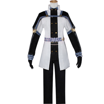 Sword Art Online SAO Theater Version Alicization Kirito Cosplay Costume Battle Uniform Outfit Suit