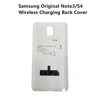 цена на Samsung Note3 Wireless Charging Back Cover NFC For Galaxy S4 i9500 i9508 i9505 i9507V N9005 N9006 N9008 N9002 N9009