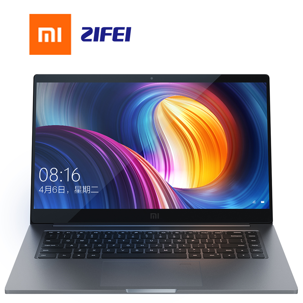Xiaomi Laptop Pro 15.6′′ GTX Intel I7/i5 Cpu 256G SSD 16g/8gb Ram Light And Thin Notebook Computer  All-metal Fuselage