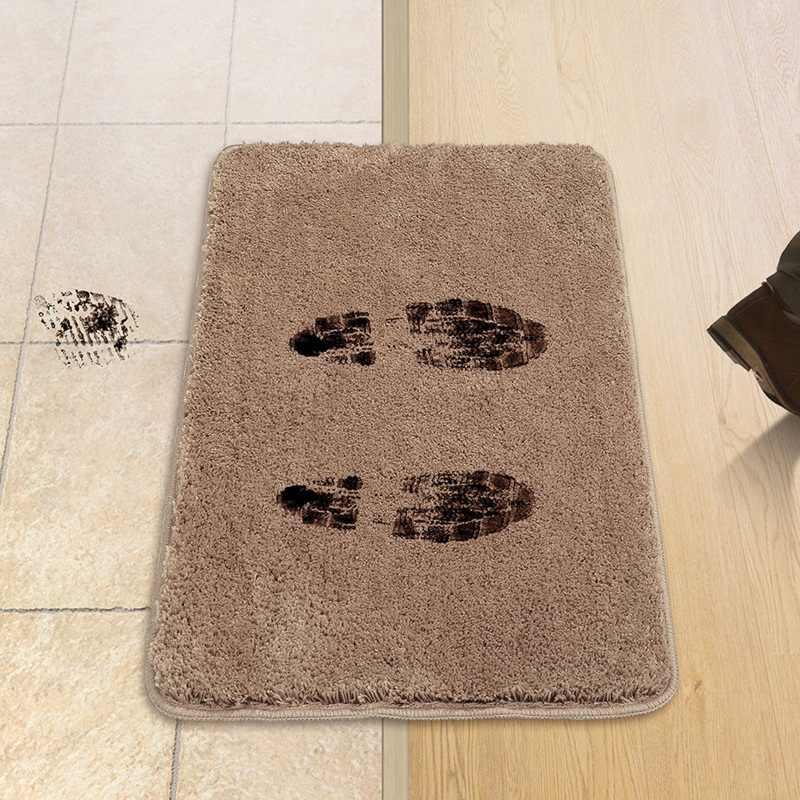 Indoor Doormat Non Slip Rubber Back