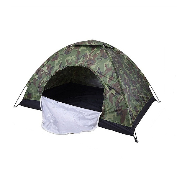 Tent Outdoor Camping Tent Camouflage Tent Outdoor Hiking Travel Camping Napping Tent|Tents| |  - title=