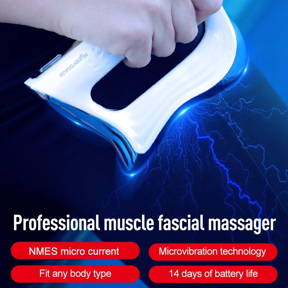 Appareil de massage EMS stimulateur musculaire Rechargeable sans fil appareil de massage des tissus profonds Relaxation du corps minceur soulagement de la douleur