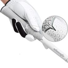 Клюшки для клюшек для гольфа, резиновые утюги, клюшки для гольфа, мужские ручки для гольфа, набор, Профессиональная мягкая Нескользящая рукоятка для гольфа