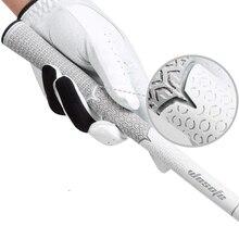 Empuñaduras de goma para palos de Golf, juego de empuñaduras de Golf para hombres, empuñadura de Golf profesional suave antideslizante