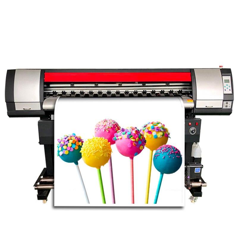 Bom preço digital tshirt máquina de impressão 4720 impressora de sublimação de matéria têxtil máquina de sublimação de tintura de formato largo