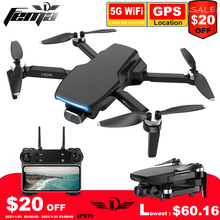 Gps-Drone Camera Rc Quadcopter Rc-Distance Professional Wifi Fema S3 1km Brushless