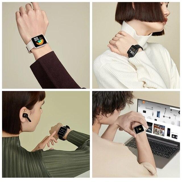 Xiaomi Mi Lite Smartwatch Fitnesstracker 5