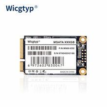 Ssd do disco rígido de wicgtyp msata 64 gb 128gb 256gb 512 gb msata para a movimentação interna do estado sólido do portátil 3.5mm para 6430u, ST-LST01