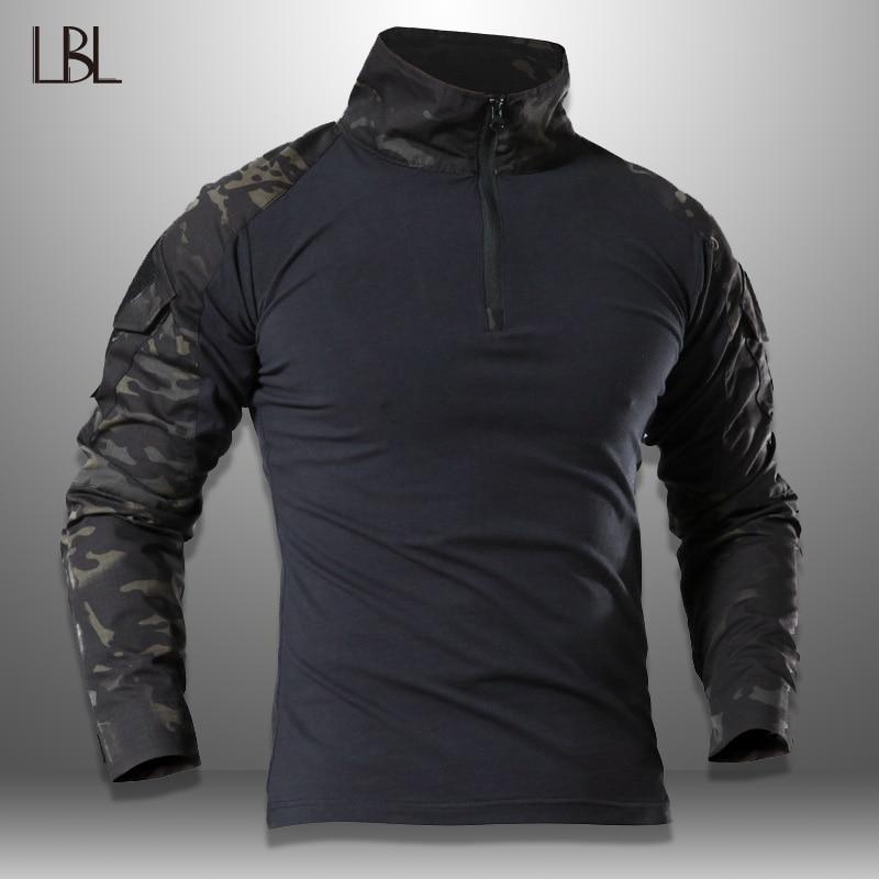 Camouflage Hoodies Men 2019 New Fashion Sweatshirt Male Camo Hoody Hip Autumn Winter Military Hoodie Plus Size 4XL Brand Clothes