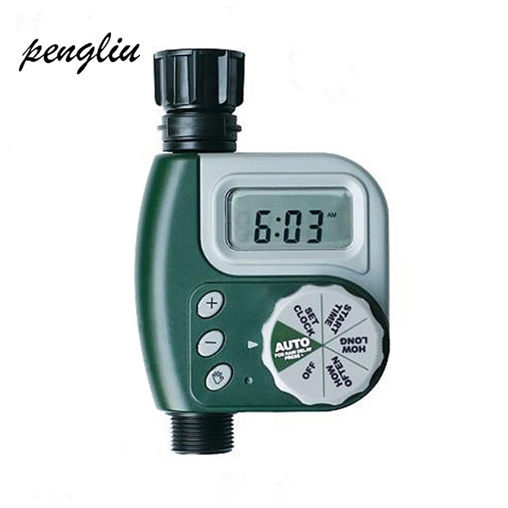 Garden Watering Timer Automatic Electronic Water Timer Home Programmable Hose Faucet Watering Timer autoplay irrigator