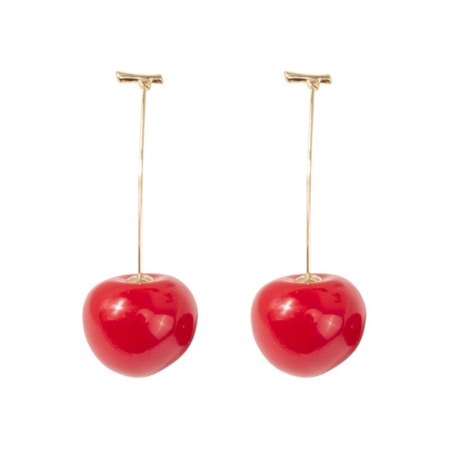 Cherry Stud Earrings 1