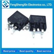 100 pcs/lot STGB10NB37LZ GB10NB37LZ STGB10NB37 ZU 263 Zündung fahrer IC chips