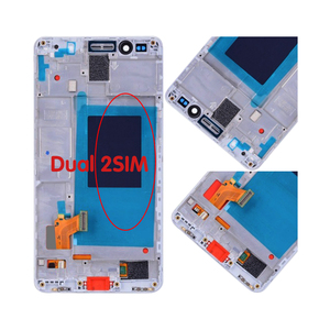 """Image 4 - 5.2""""ORIGINAL For HUAWEI Honor 7 LCD Touch Screen Digitizer Assembly For Huawei Honor 7 Display with Frame Replacement PLK AL10"""