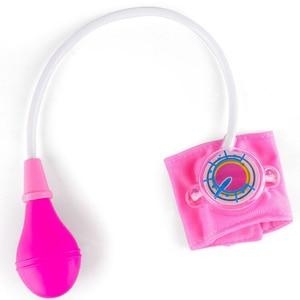 Baby Blood Pressure Toy Funny Play Real Life Cosplay Doctor Dentist Volume Medicine Meter Pretend Speelgoed Kid Pretend Play Toy
