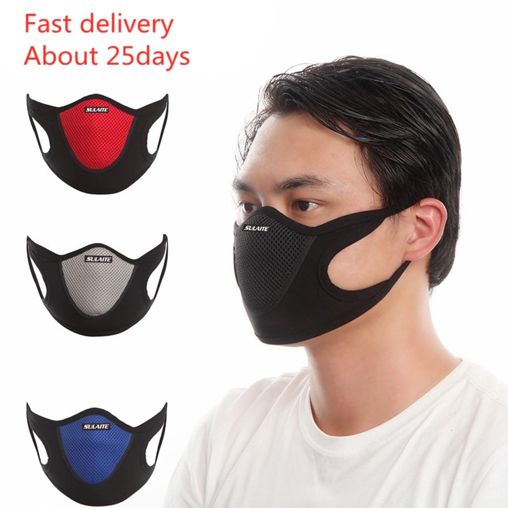 Mask Mascara Coronavirus Breathable Mask Dust-proof Anti-ultraviolet Lycra Masks Riding Mask Masks