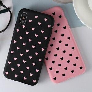 Image 5 - KISSCASE mode amour coeur étui pour huawei P20 P10 Lite Pro Mate 20 10 P Smart dur PC coques de téléphone pour Honor 9 10 Lite 8X couverture