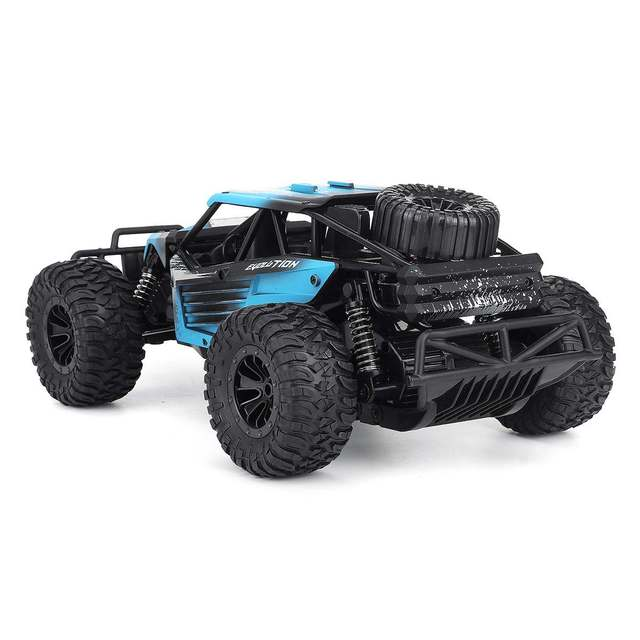 EACHINE EC16 1/16 RC Off Road Truck 2WD Remote Control High Speed 45 Mins 2.4Ghz 20km/h All-Terrain Waterproof Toy For Children