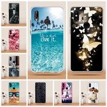 Capa para huawei nova 3 caso de silicone de luxo fundas para huawei nova 3 caso capa macia tpu capa coque para huawei nova 3 caso de telefone