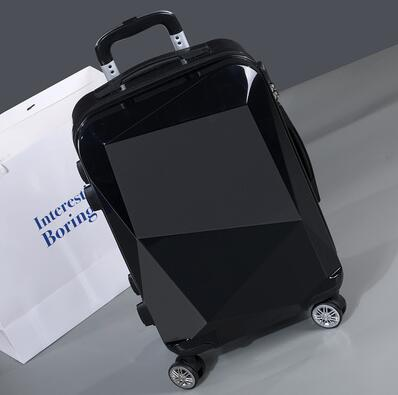 20 Inch Travel Rolling Luggage Suitcase 26 Inch Travel Baggage Suitcase 24 Inch Spinner Suitcase Travel Trolley Bags on wheels