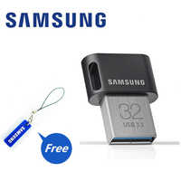 Original Samsung PC USB 3,1 Pendrive 32GB 64GB 200 MB/S Memoria Usb 3,0 Flash Drive 128GB 256GB 300 MB/S Mini U disco de memoria