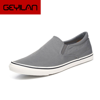 Men Loafers Casual vulcanized shoes man Cavans Slip on Flat shoes New male light driving shoes Breathable men Sneakers