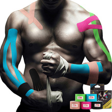 Li Ning sports muscle stickers men and women fitness sports protective gear elastic bandage intramuscular patch лонгслив спортивный li ning li ning li004ewcotf1