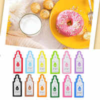 TTLIFE 12Pcs Edible Food Pigment Coloring Healthy Safe Fondant Cake Decorating Tools Macaron Cream Cake Baking Pastry Tools 2019